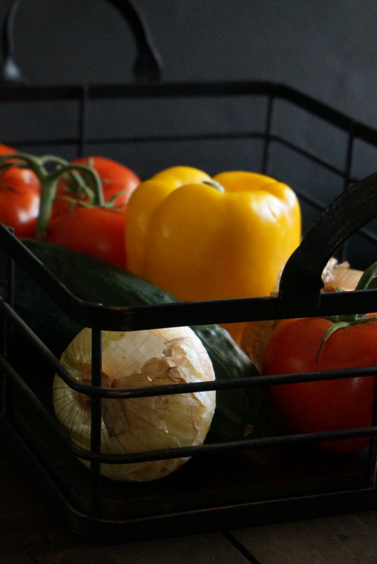 Greek tomato salad vegetables