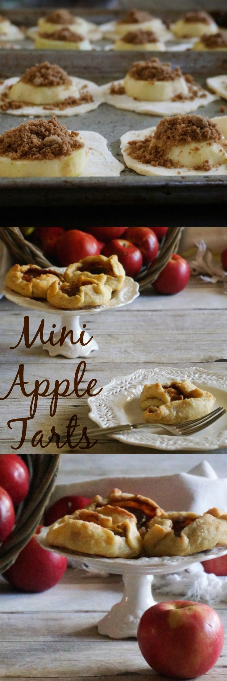 Mini Apple Tarts