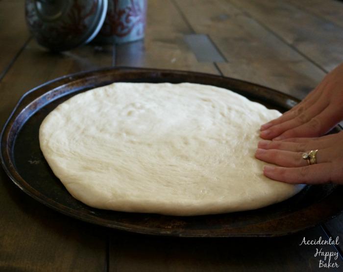 Cheese Focaccia Bread