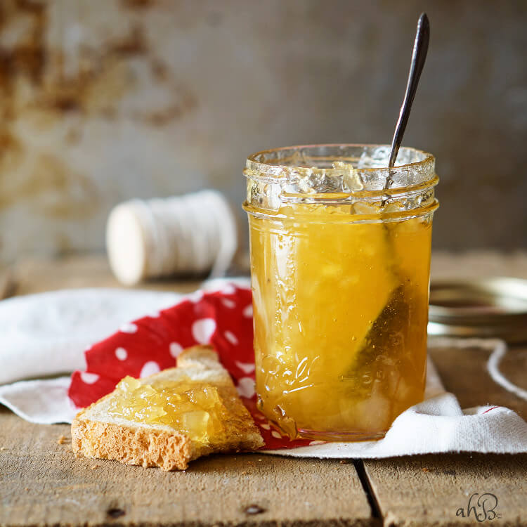 Pineapple Jam Accidental Happy Baker