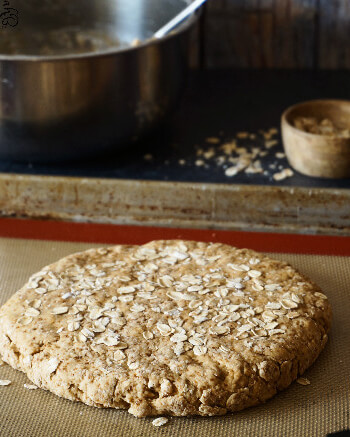 Whole Grain Scones with Maple Butter
