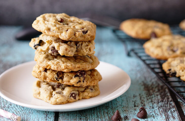 Triple Berry Chocolate Chip Cookies