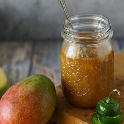 Mango Jalapeno Barbecue Sauce