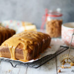 Triple Butterscotch Pound Cake