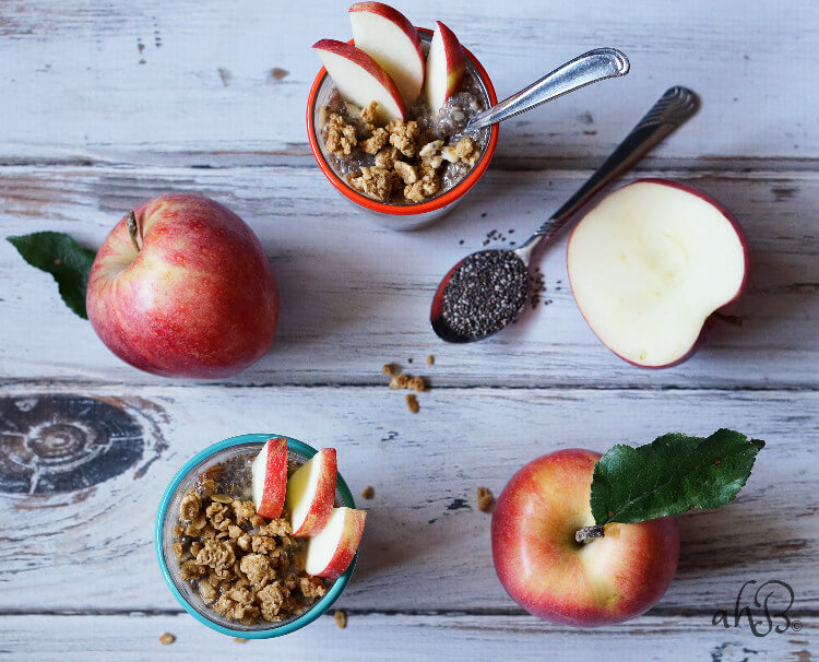 Apple Crisp Chia