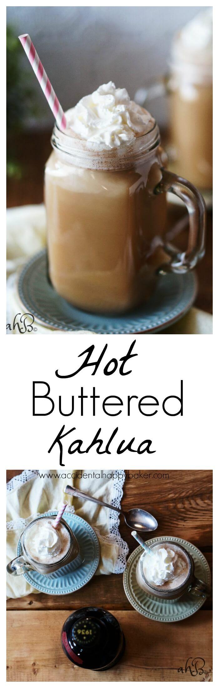 Hot Buttered Kahlua