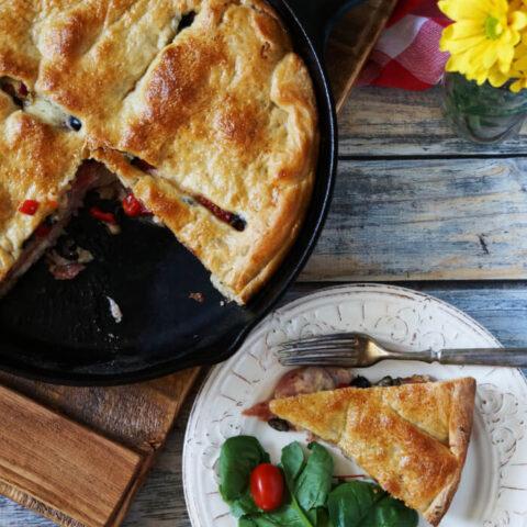 baked-muffaletta