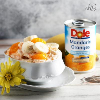 Orange Dream Salad
