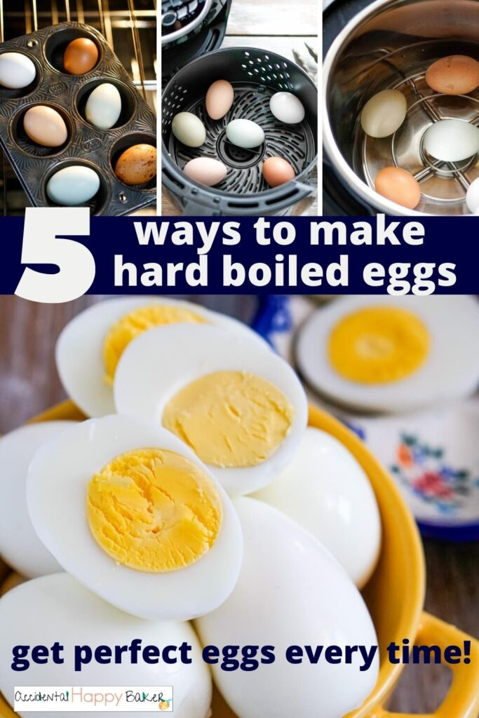 How to Cook Hard Boiled Eggs. 5 methods for cooking hard boiled eggs perfectly every time, plus troubleshooting guide.